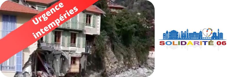 Urgence intempéries : distribution de repas chauds après le désastre