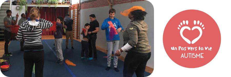 Ateliers d'initiation aux Arts du Cirque avec Un Pas Vers La Vie